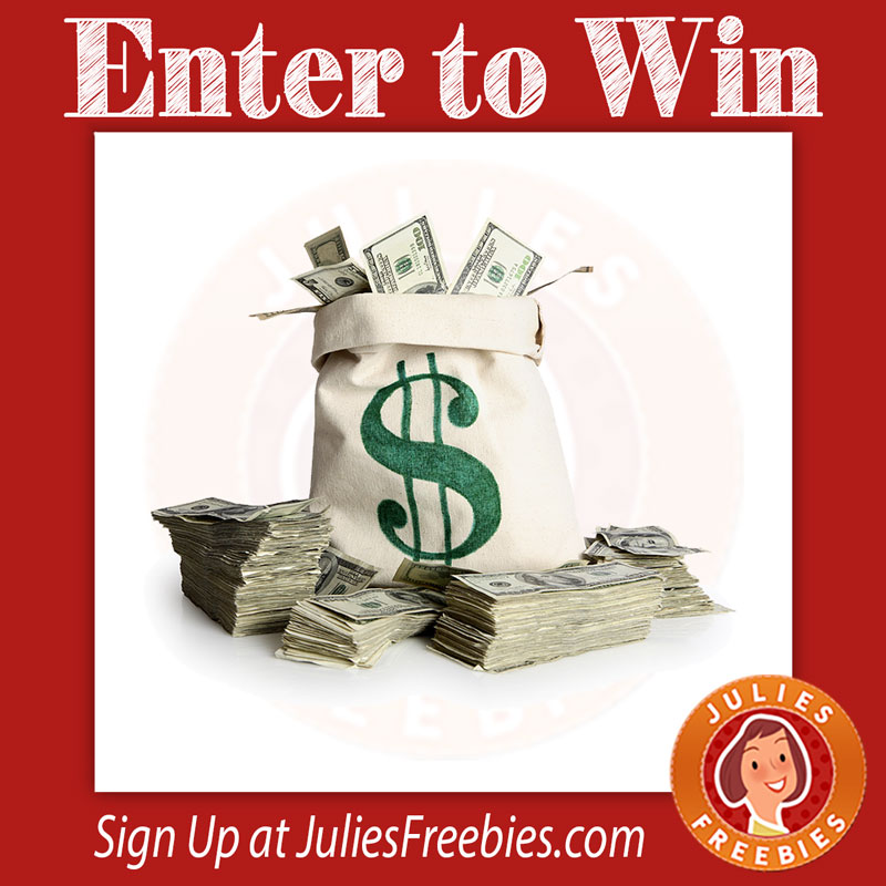 Enter free contests to win money