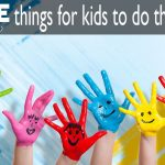 Free or Almost Free Stuff for Kids to Do This Summer