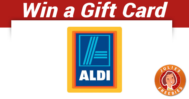 Free ALDI Gift Card Giveaway - Julie's Freebies