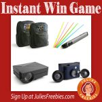 Camel's Open Canvas Instant Win and Sweepstakes