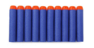 Nerf Replacement Darts 100ct