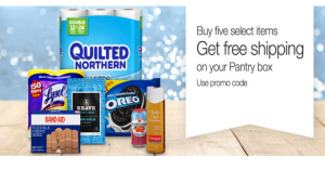 Prime Pantry Free Shipping July