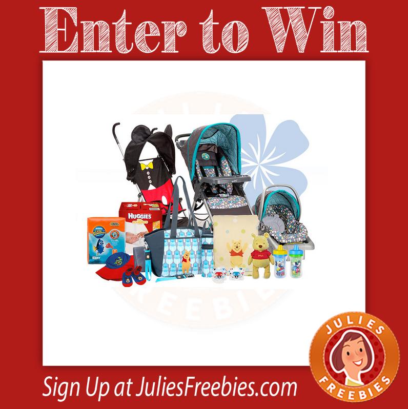 Disney - Aloha Baby Sweepstakes - Julie's Freebies