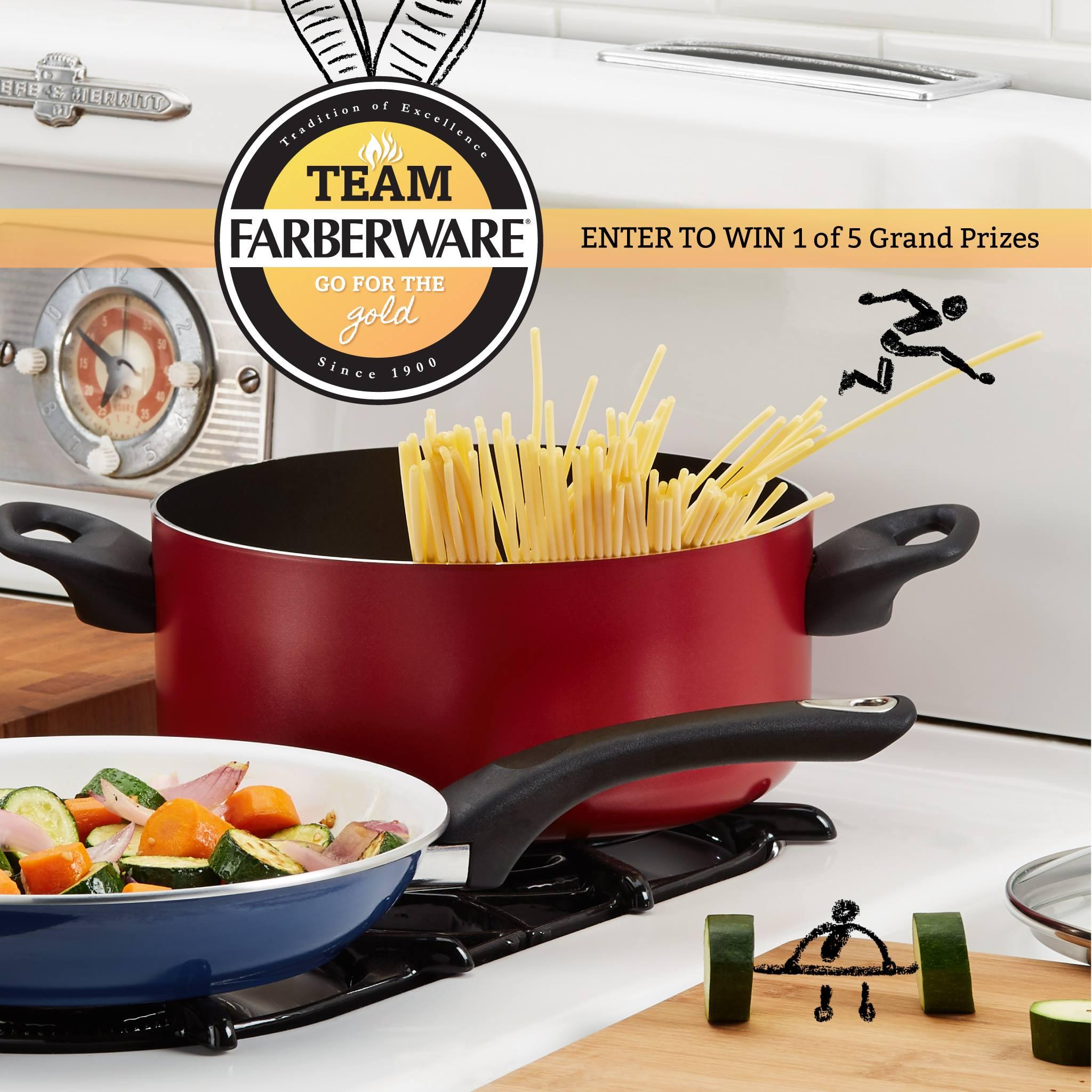 Win a Farberware Cookware Set - Julie's Freebies