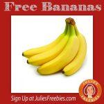Free Bananas at Kwik Trip or Kwik Star