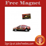 Free Explore Navajo Magnet
