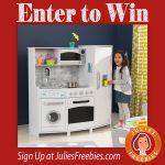 Win a Kids Gourmet Play Kitchen