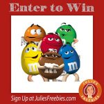 M&M's Brand Movie Instant Win Game
