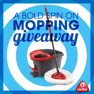 o-cedar-spin-mop