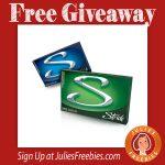 Smiley 360: Free Stride Gum