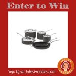 Win a 10 Piece Williams-Sonomoa Cookware Set