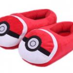 Pokemon Pokeball Slippers for $8.99 & Free Shipping!