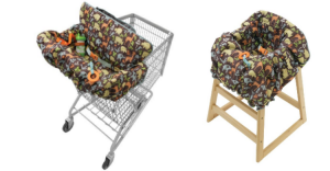 Shopping Cart and Seat Cover