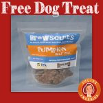 Free Brewscuits Dog Biscuit Sample