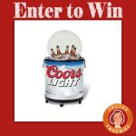 Coors Light Online Designated Driver Sweepstakes