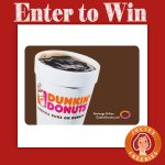 Dunkin Donuts Savor the Flavor Sweepstakes and Instant Win Game