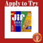 Possible Free Jif Bars
