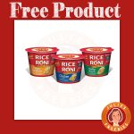 Free Rice-a-Roni or Pasta Roni with SavingStar