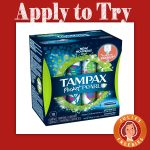 Possible Free Tampax Pocket Pearl Tampons