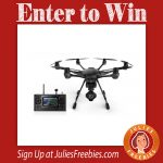 Enter to Win a Typhoon H Drone