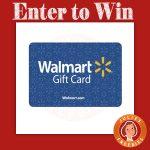 Win a $250 Walmart Gift Card