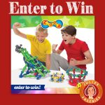 Win a Zoob S.T.E.M Challenge Toy from Alex Toys