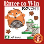 Win a Zoocchini and Oakiwear Prize Pack