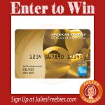 Win a $1500 American Express Gift Card