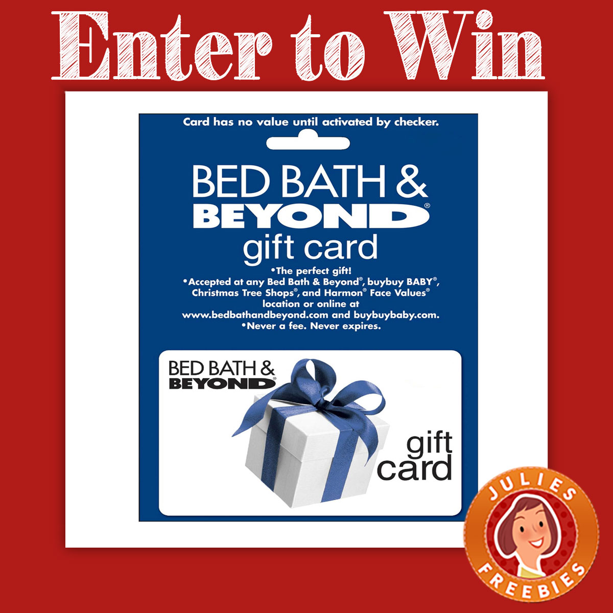 Bed Bath Instant Win