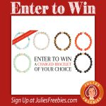 Charged Bracelet Giveaway