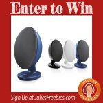 Win an Egg Speaker System