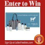 Crabtree and Evelyn's Goatmilk Giveaway