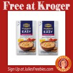 Free Hummus Made Easy at Kroger