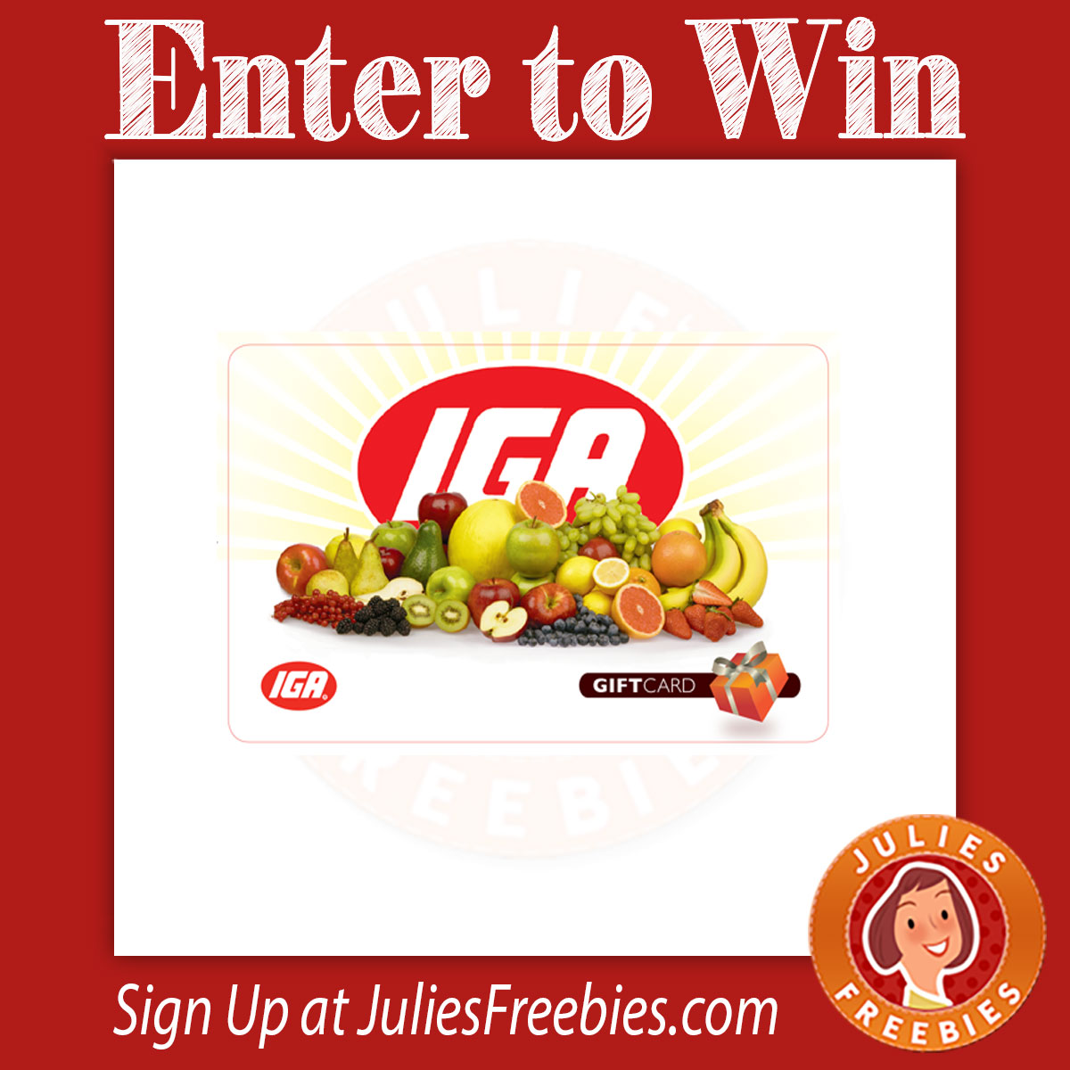 IGA Loves Your Kitchen Sweepstakes