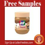 Possible Free Jif Peanut Butter
