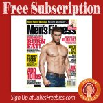 Free Men's Fitness Subscription