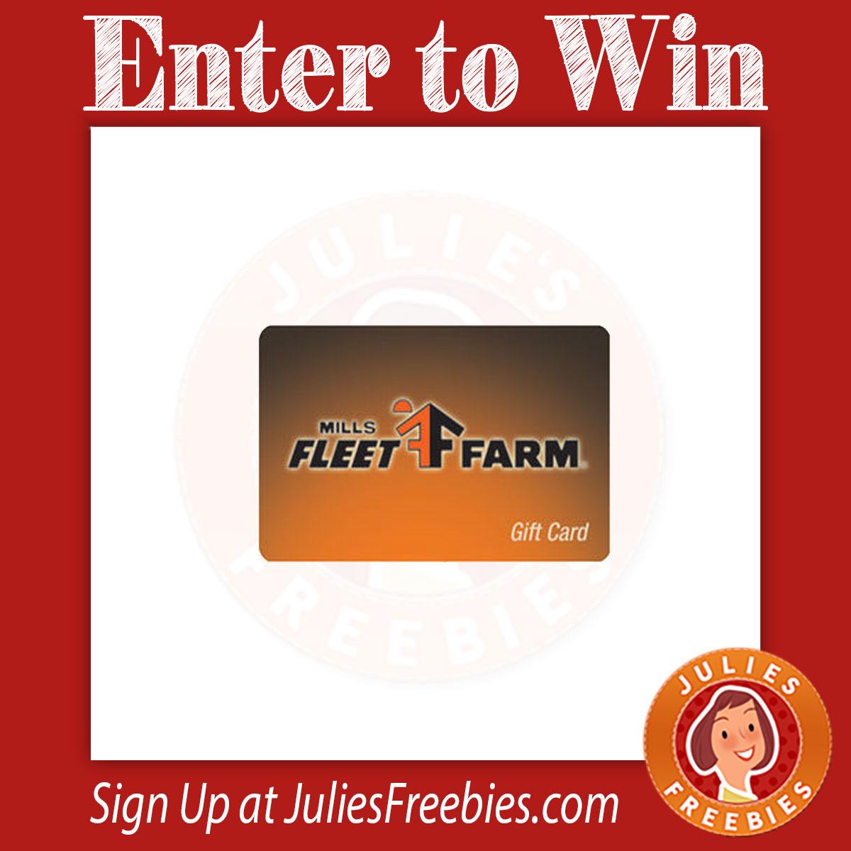 millsfleetfarmgc - Fleet Farm Gift Card