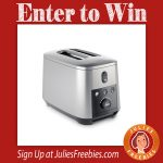 Win an OXO Motorized Toaster