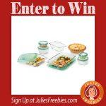Win an OXO Glass Bakeware Set