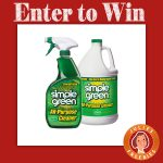 Simple Green We All Have Difficult Days Sweepstakes Part 1 for October