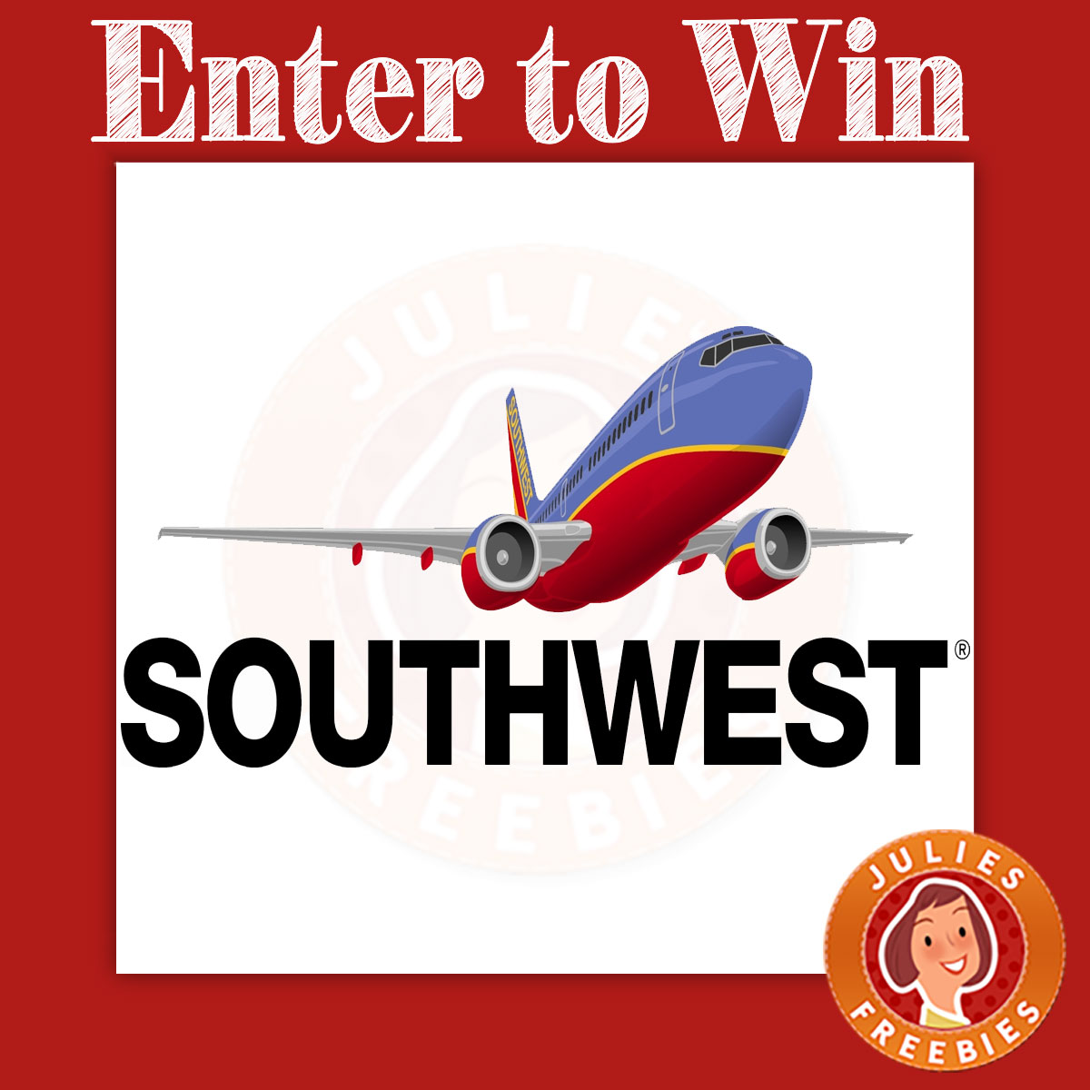 southwest airlines giveaway on facebook