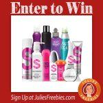Win a TIGI Hair Care Prize Pack