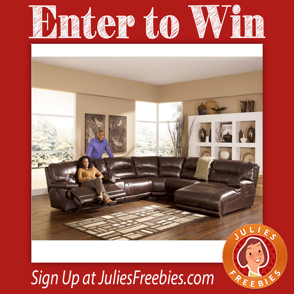 Ashley Home Store: Ashley Homestore Room Makeover Sweepstakes