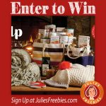 Enter the Cozy Up Sweepstakes