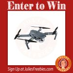 DJI Mavic Pro + Fly More Combo Giveaway