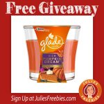 Win a Glade Product Prize Pack