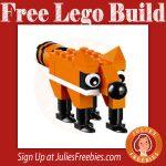 Free Lego Fox