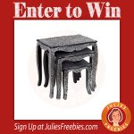 Win Marrakech Nest of 3 Tables