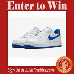 Win Nike Air Force 1 Low Retro Summit Shoes