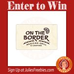 On the Border Quikly Giveaway